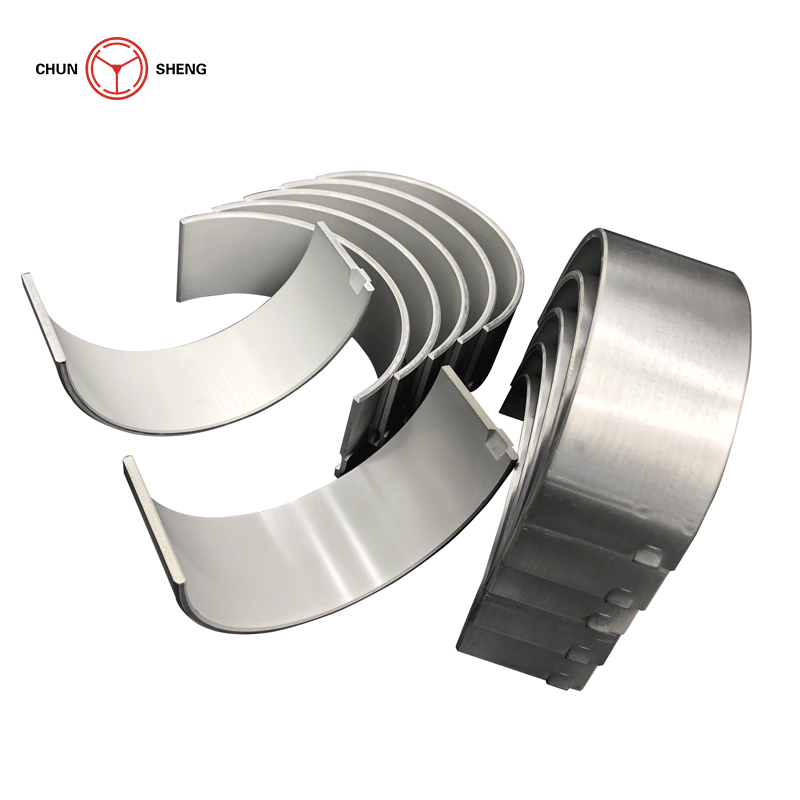 High Quality <strong>connecting</strong> <strong>rod</strong> bearing set for Weichai EURO 3 / WP12 heavy engine part 612630020019 / 612630020018
