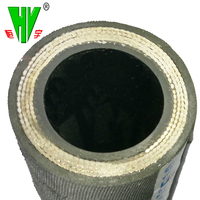 hydraulic rubber hose 4sp with hydraulic fitting