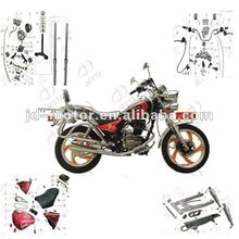 chopper Matrix 150cc parts Shineray