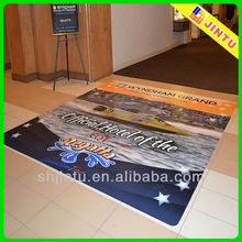 Self adhesive plastic sticker for home floor