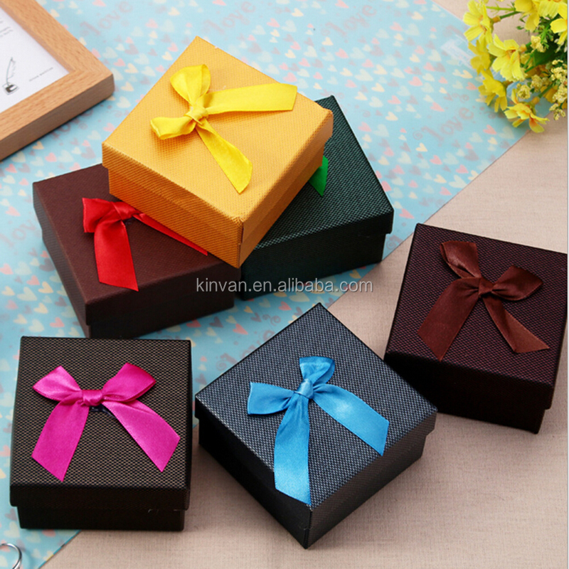 Creative Fancy Packaging Boxes Pandora Jewelry Box Manufactures China