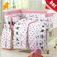 one piece bed set european baby bedding set infant bedding set