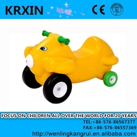 plastic plane children ride car type for small kid
