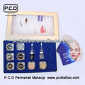 PCD Popular Cosmetic Eyebrow Tattoo Pigment Set