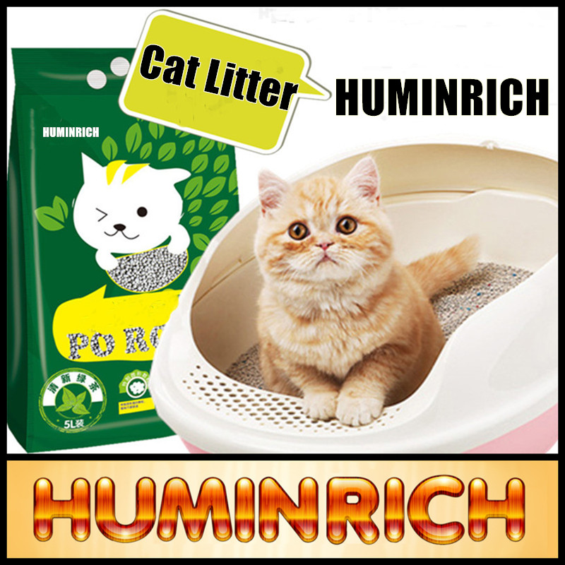 Huminrich High Quality Plastic Packaging Bags For Cat Litter