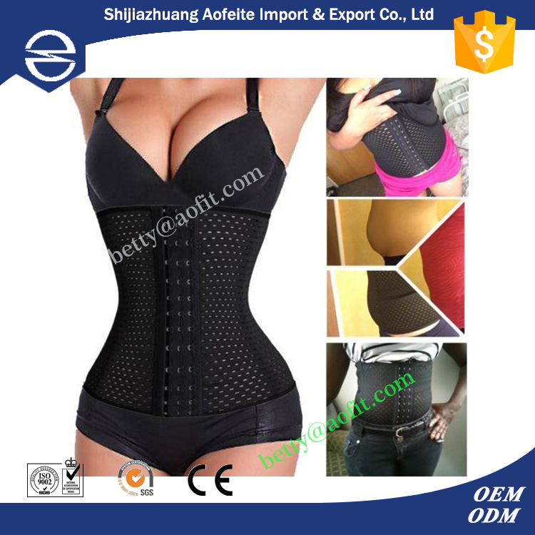 Aofeite Shapers Product Type invisible waist trainer waist cincher waist training