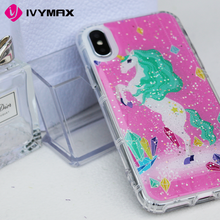 IVYMAX Best selling professional tpu for iphone x case slim hard bumper