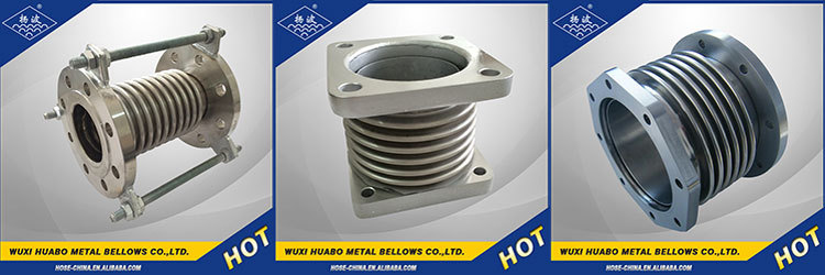 20 years manufacturer Yangbo stainless steel pipe expansion joint