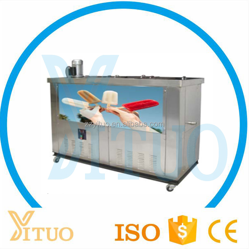 Popsicle making machine, ice cream stick machine, popsicle sticker maker