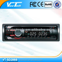Nonscreen one din car audio dvd player with factory price