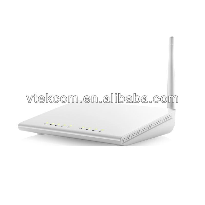 150M 1T1R Wireless N ADSL2+ Modem Router for adsl2 ethernet modem router 157