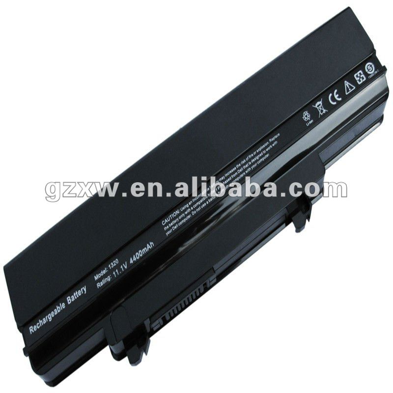 New Laptop Battery for Dell Vostro 1310 1320 1510 1520 451-10655 K738H