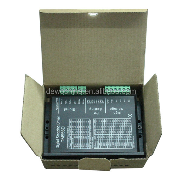 3DM860D nema 34 digital 3 phase stepper motor driver