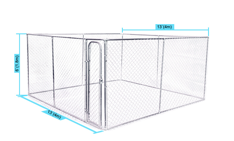 Dog Kennel Runs Cage Modular Dog Kennel Buy 6ft Dog