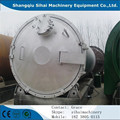 waste tire refining to oil plant