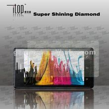 Diamond phone screen protector for all mobile phone brands