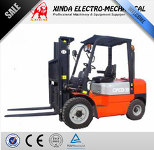 YTO Forklift 3 Ton Diesel type CPCD30 Hydraulic Forklift Truck For Sale