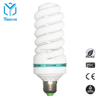 220V 13W Full spiral CFL with Tri powder