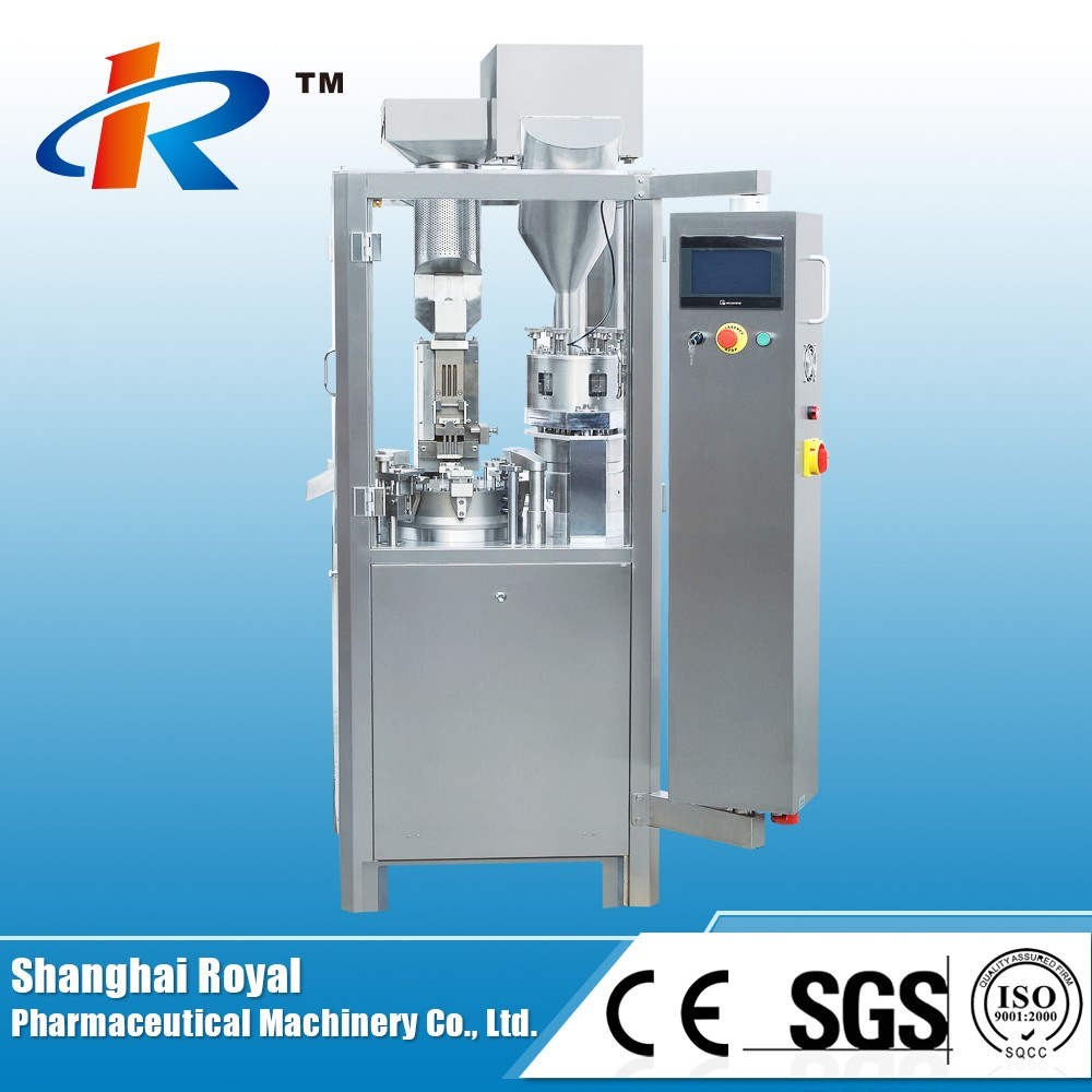 NJP-400 Small Automatic Hard Gelatin Capsule Filling Machine Price