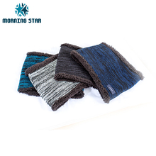 High quality Custom Design winter knitted children custom scarf