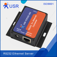 Serial Ethernet RS232 to TCP/IP/ LAN Converter