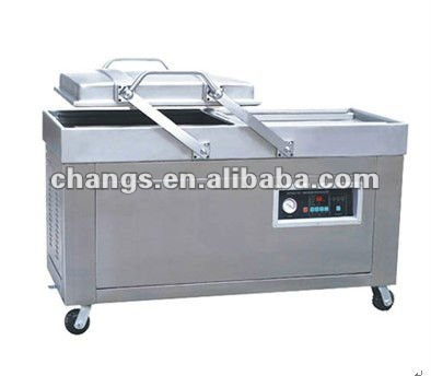 DZ600-2SB beef steak vacuum packing machine