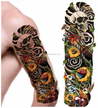 long lasting temporary tattoo arm waterproof