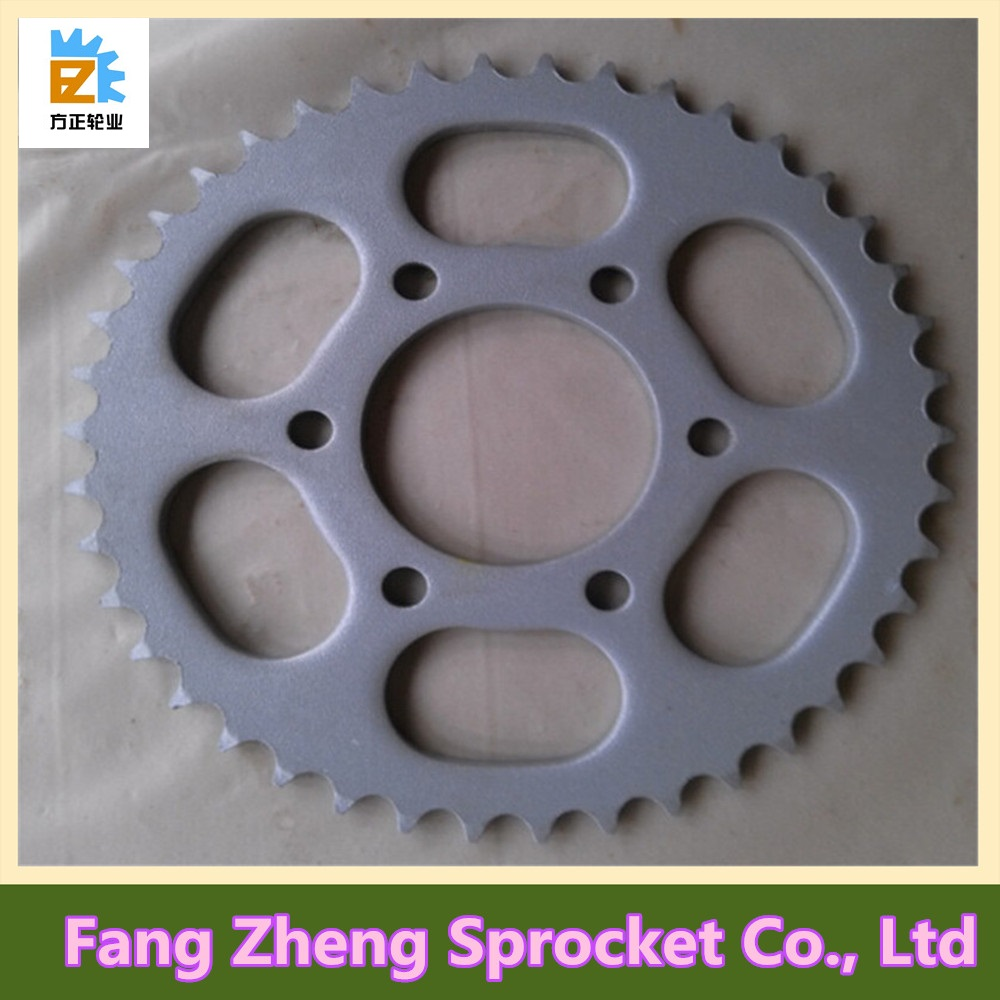 Motorcycle Chain Sprocket for Bajaj Pulsar