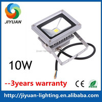 Energy saving and high luminous intensity 10w led flood light indoor/outdoor using