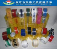 HIGH QUALITY !!! CL TARP packing tape with colors and printting