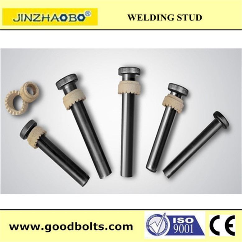 Structural Bolts ISO 13918 ANSI/AWSD1 connector bolt / shear stud / welding stud fastener( CE certificate )