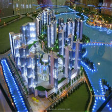 Hot Item!!!Superior- Materials with Crystal Upscale Scale Building model &architectural model