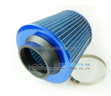 factory price car funnel air filter cleaner intake