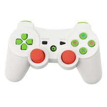 Private mode curved wireless gamepad controller for ps3 <strong>Remotes</strong> 6 axis Joystick Wireless Controller for PS3