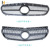 wholesales car accessories body parts black front grille for B-enz B-class