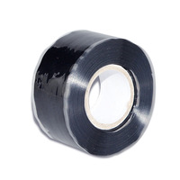China Manufacturer Air Conditioner Pipe Wrapping Silicone Rubber Insulation Tape For Electrical Wires