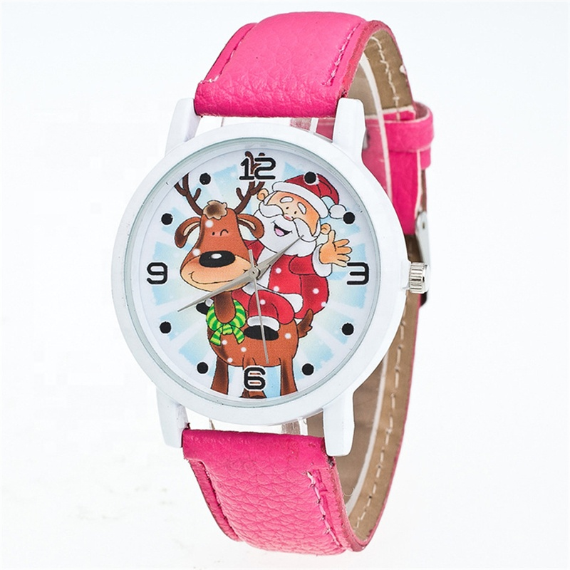 2020 New Product Best Price Causal Quartz Wrist Watches <strong>Christmas</strong> Gift Watch for Kid <strong>Christmas</strong> Present Watch Wholesale