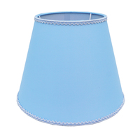 Best Sale Portable Table Hand Made Pvc Hardback Hotel Cloth Floor Fabric Lamp Shade