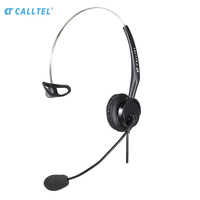 High Quality Call Center And Business Headset With Connector Options