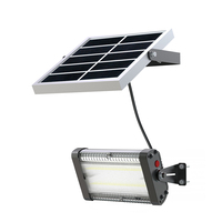 Exterior Led Landscape Lighting Solar Wall Lamp