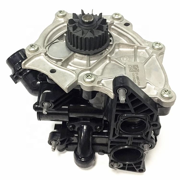 For Audi EA888 Engine Water Pump <strong>W</strong>/ Thermostat 06L121011H 06L121011F 538036010 06L121012A 06K121011C 06L121011B 06L121111H