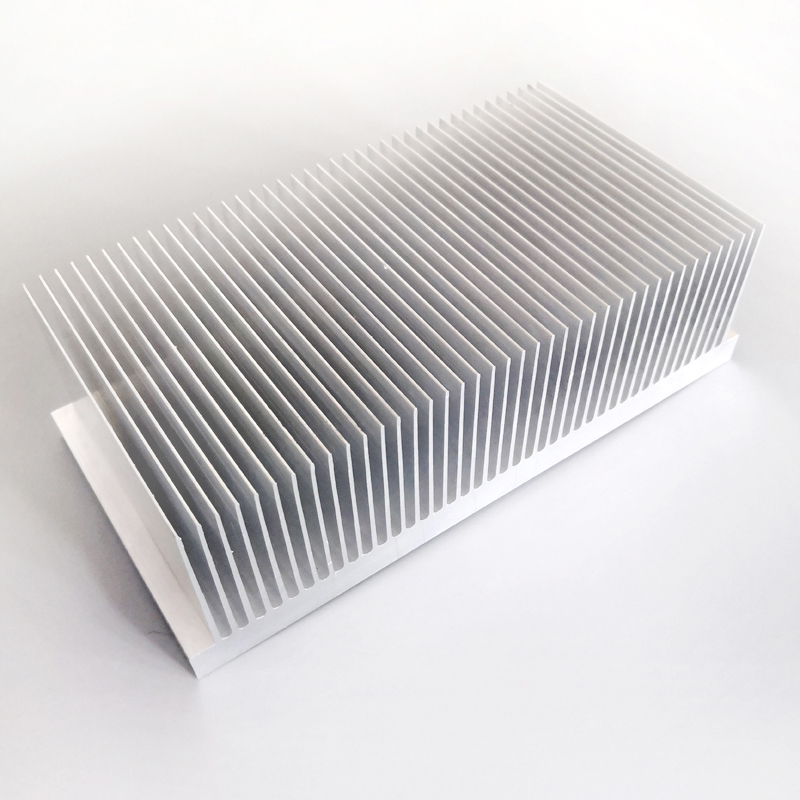 Factory supply best price aluminum heatsink 200(W)*60(<strong>H</strong>)*100(L)mm