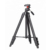 Professional Aluminium Lightweight Portable Foldable Extended 4 Sections DSLR Camera Phone Tripod Stand with Quick Release Plate