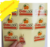 Custom Sticker Label with custom logo bottle