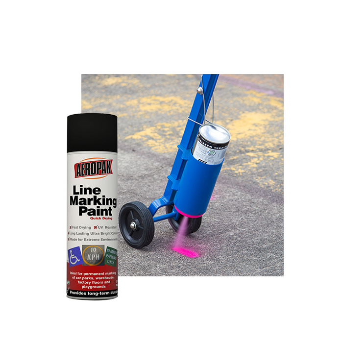 Aeropak Marking Cheap Msds Aerosol Road Line Marking Painting Spray <strong>Paint</strong>