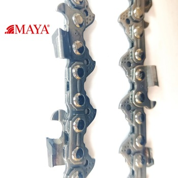 MAYA 100' Full Chisel Carbide Chainsaw Chain 3/8 .<strong>050</strong> / Tungsten Chainsaw Chain for Chainsaw Widia