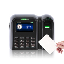 With MF Card Reader BiometricTime Attendance FingerprintTime Clock ( Qclear-TC/ MF )