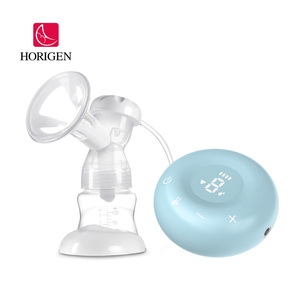 electric breast pumps touch panel breast milk pump built-in lithium rechargeable battery