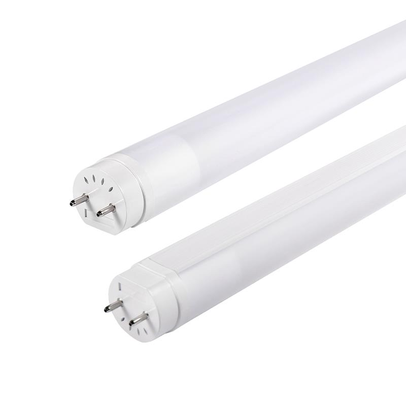 Wholesale high quality five year warranty T8 LED tube <strong>D</strong> shape 4FT 12W 1600lm plastic led t8 eye protection energy saving tube
