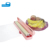 PVC Food Cling Film for Food Wrap with Reusable Dispenser/30cm*50m